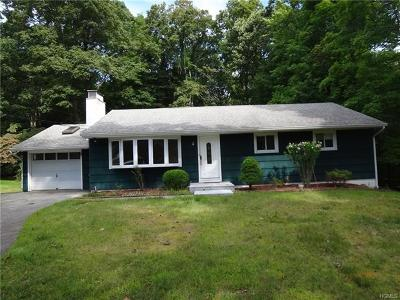Single Family Home For Sale: 317 Myers Corners Road