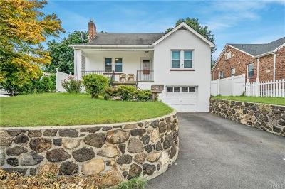 Croton-On-Hudson Single Family Home For Sale: 60 Benedict Boulevard