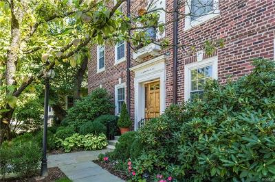 Westchester County Co-Operative For Sale: 1 Alden Place #4A