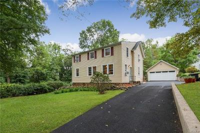 Rockland County Single Family Home For Sale: 3 Sickletown Road