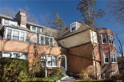 Westchester County Co-Operative For Sale: 52 Underhill Road #SR