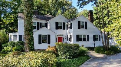 Scarsdale Single Family Home For Sale: 19 Walbrooke Road