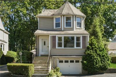 Westchester County Single Family Home For Sale: 611 2nd Street