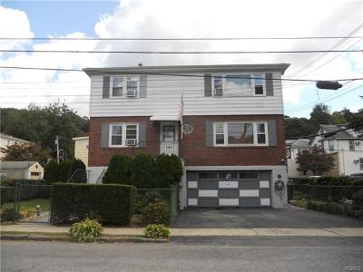 Westchester County Multi Family 2-4 For Sale: 8 Marion Aka 277 Tompkins Avenue