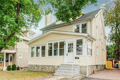 Peekskill Single Family Home For Sale: 9 Welcher Avenue