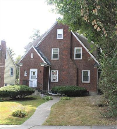 White Plains Single Family Home For Sale: 35 Grant Avenue