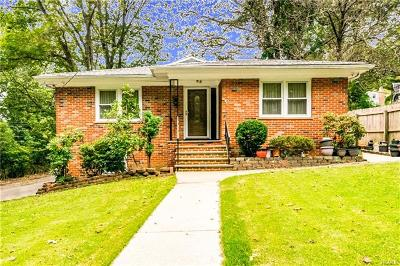 Westchester County Single Family Home For Sale: 104 Wendover Road