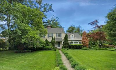 Scarsdale Single Family Home For Sale: 17 Brookline Road