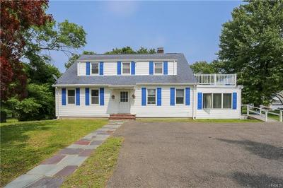 Rockland County Single Family Home For Sale: 133 Pomona Road