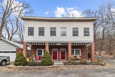 Rockland County Multi Family 2-4 For Sale: 219 Orange Turnpike