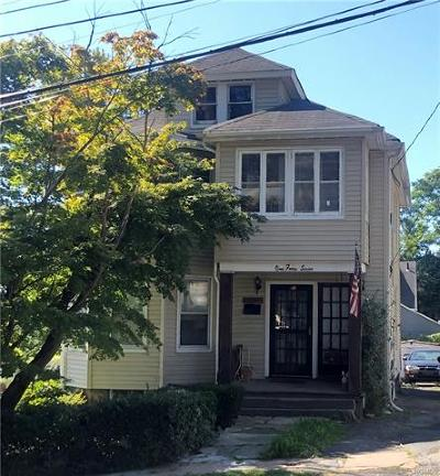 Nyack Single Family Home For Sale: 147 High Avenue