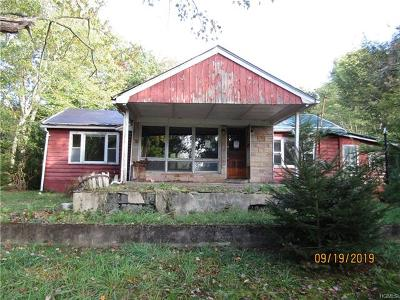 Glen Spey Single Family Home For Sale: 85 Knight Road