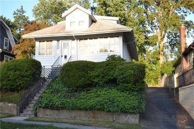 Westchester County Single Family Home For Sale: 10 Harwood Avenue