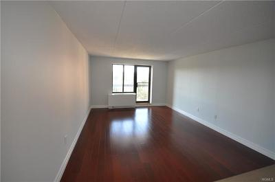 Westchester County Condo/Townhouse For Sale: 50 Columbus Avenue #813