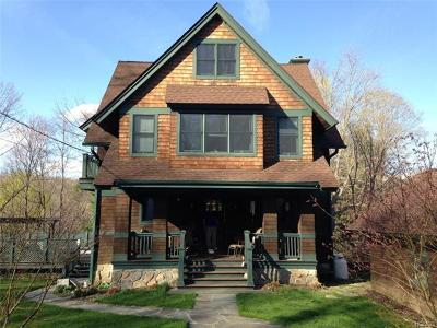 Westchester County Single Family Home For Sale: 11 Central Way