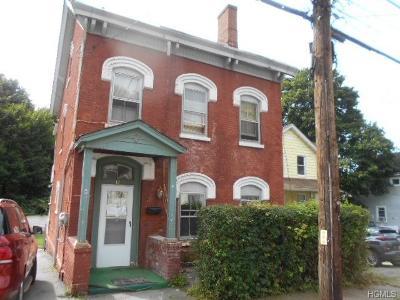 Dutchess County Multi Family 2-4 For Sale: 63 Gifford Avenue
