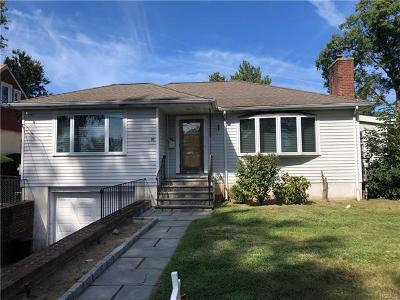 Westchester County Single Family Home For Sale: 26 College Avenue
