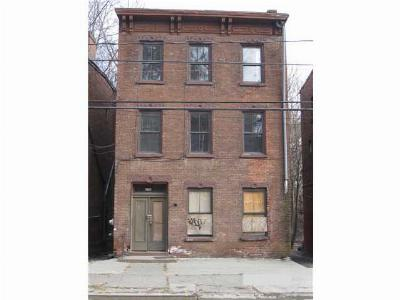 Multi Family 2-4 Sold: 376 Liberty Street