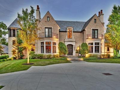Columbus Single Family Home For Sale: 3020 Scioto Estates Court