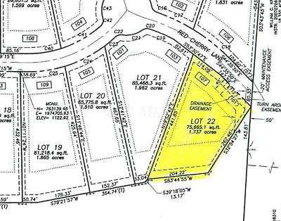Granville Residential Lots & Land For Sale: 107 Red Cherry Lane