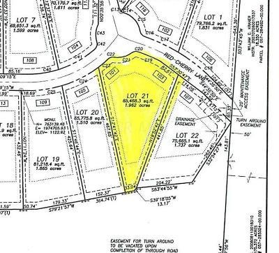 Granville Residential Lots & Land For Sale: 103 Red Cherry Lane