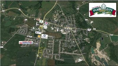 Plain City Residential Lots & Land For Sale: Us Highway 42