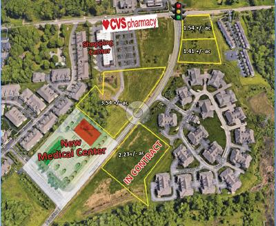 Westerville Residential Lots & Land For Sale: Hamilton Road