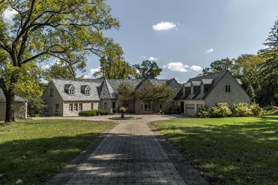 Columbus Single Family Home For Sale: 4500 Dublin Road