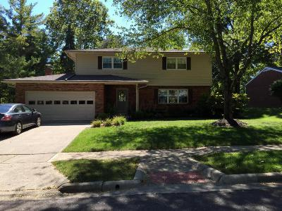 Worthington Single Family Home Sold: 861 Middlebury Drive N