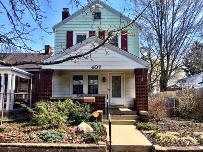 Chillicothe OH Single Family Home Contingent Finance And Inspect: $112,500