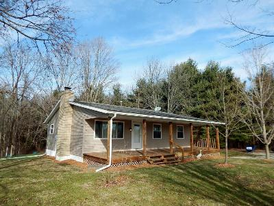 Single Family Home Sold: 5534 Johnstown Utica Road