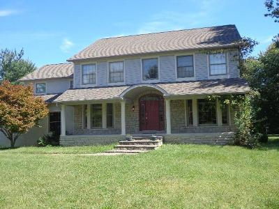 Dublin Single Family Home For Sale: 7070 Avery Road