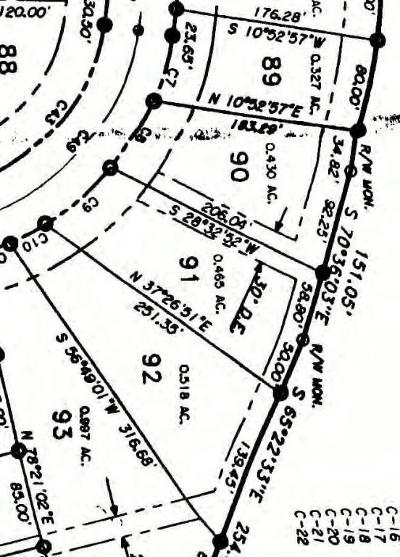 Chillicothe Residential Lots & Land For Sale: Wildflower Lane #Lot 90