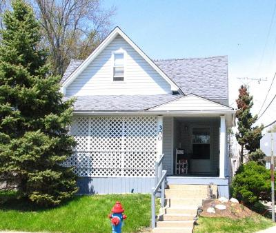 Marysville OH Single Family Home Sold: $105,000