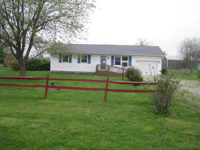 Single Family Home Sold: 2515 Old State Route 38 NE