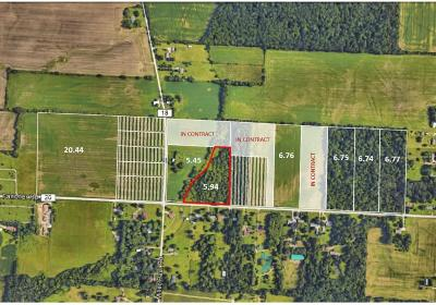 Residential Lots & Land Sold: Fancher Road