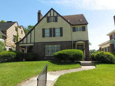 Single Family Home Sold: 1859 Franklin Avenue