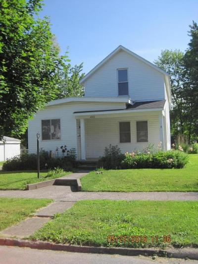 Single Family Home Sold: 820 S North Street