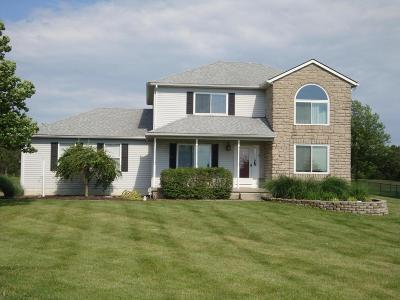 Canal Winchester OH Single Family Home Closed: $239,900
