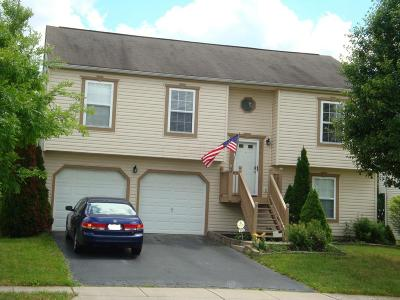 Canal Winchester OH Single Family Home Closed: $139,900
