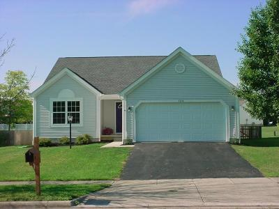 Single Family Home Sold: 154 Purple Finch Loop SW