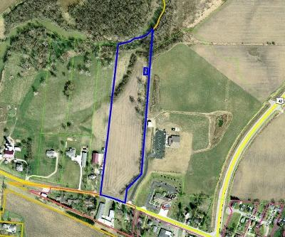 Plain City Residential Lots & Land For Sale: State Route 161