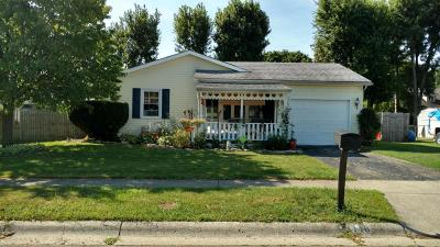 Single Family Home Contingent Finance And Inspect: 116 Dover Road