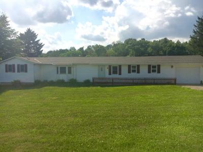 Single Family Home Contingent Finance And Inspect: 11315 Chillicothe Lancaster Road SW