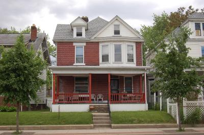 Columbus OH Multi Family Home Closed: $56,000