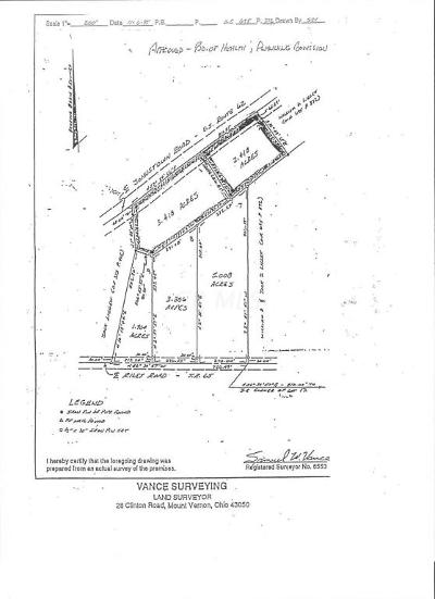 Residential Lots & Land Sold: Johnstown Utica Road NW