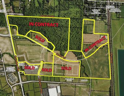 Lewis Center Residential Lots & Land For Sale: 6871 Columbus Pike S
