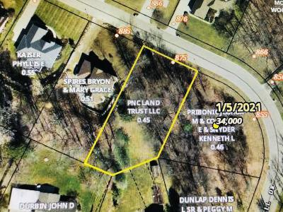 Newark Residential Lots & Land For Sale: 875 Howell Drive