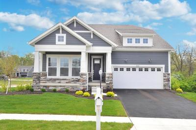 Westerville Single Family Home For Sale: 6235 Enclave Boulevard #Lot 8181