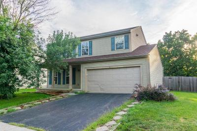 Groveport OH Single Family Home Sold: $132,471